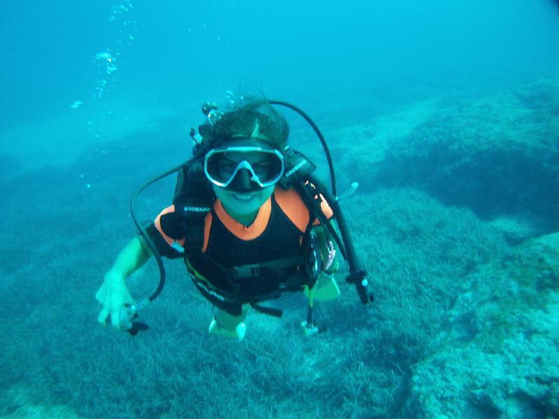 become a divemaster with aquanaut protaras