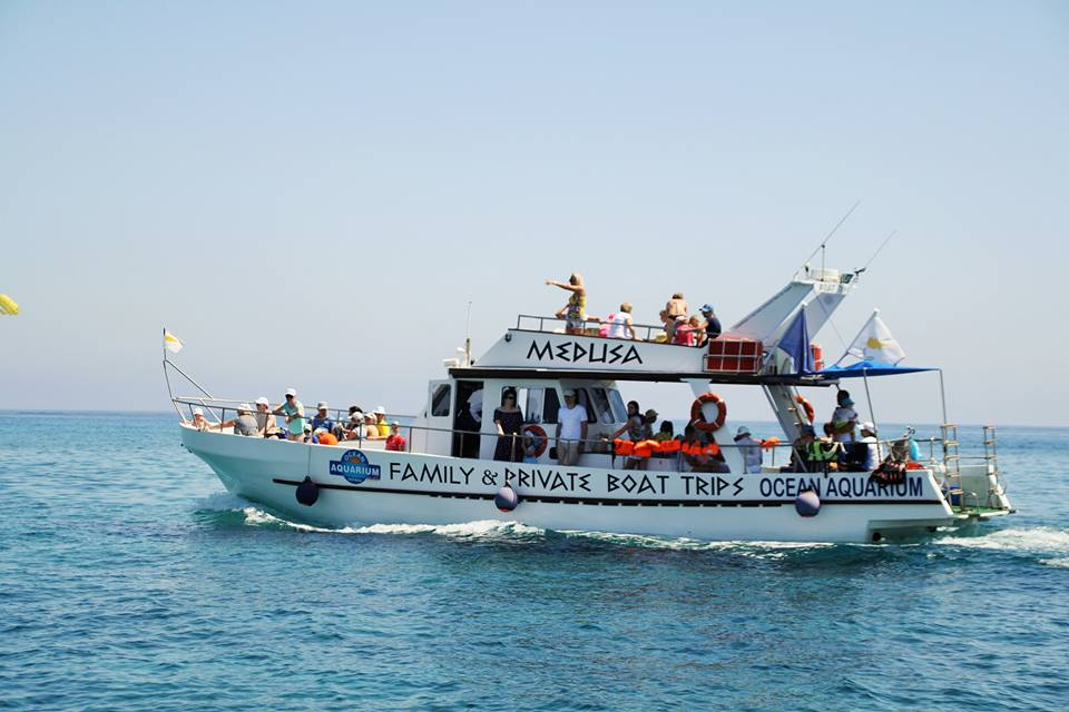 medusa boat trip protaras