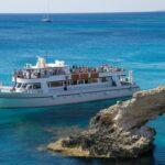 aphrodite boat trip protaras ayia napa