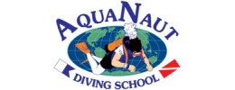 aquanaut green bay water sports logo