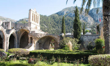 Bellapais Monastery North Cyprus