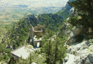 Buffavento Castle North Cyprus