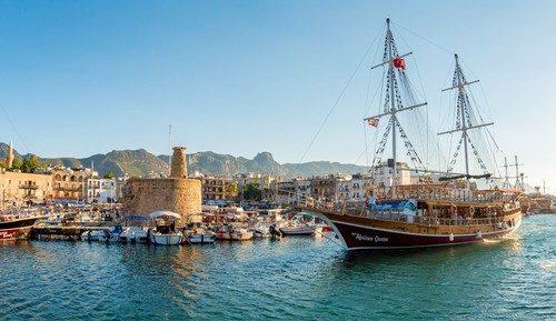 Girne Kyrenia Harbour