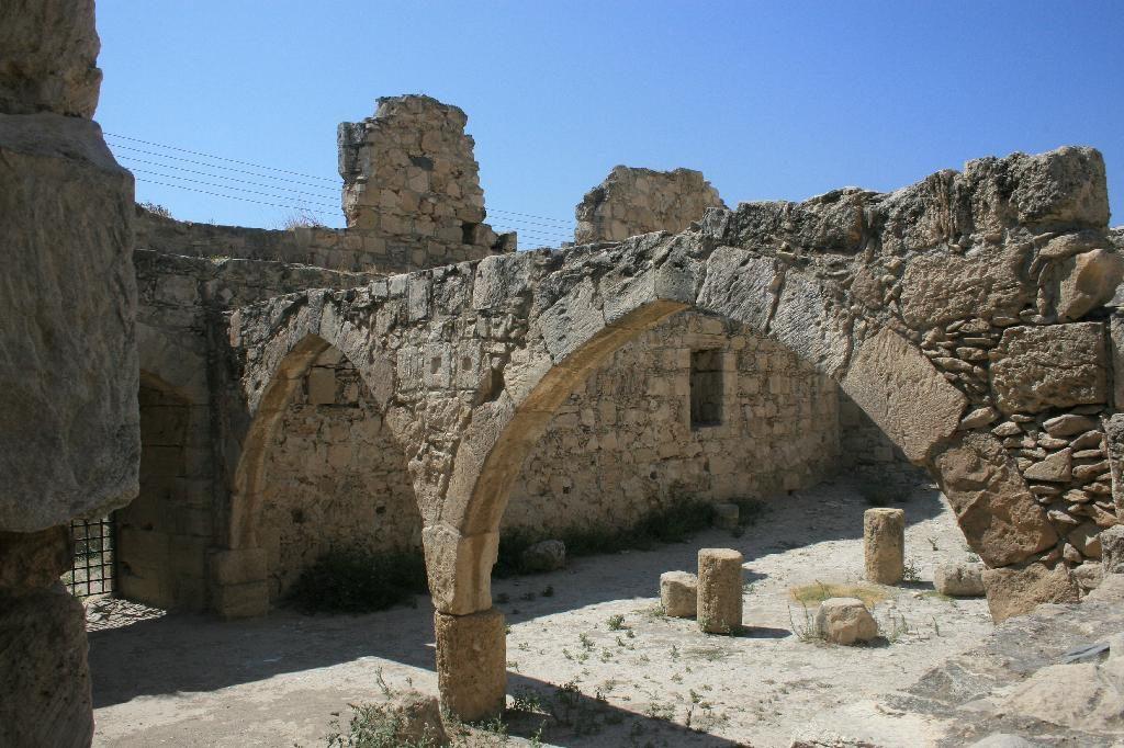 Cyprus Castles (Kolossi)