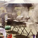 Free Christmas BBQ in Paphos for the Needy