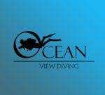 Ocean view diving